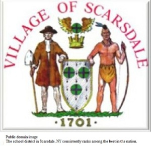 Seal of the Village_of_Scarsale 2