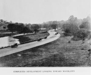 Bronx River Parkway Reservation