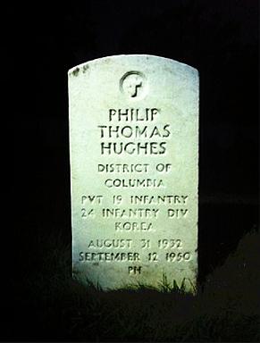 philip hughes grave