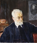 Unamuno portrait public Prado Artist not known