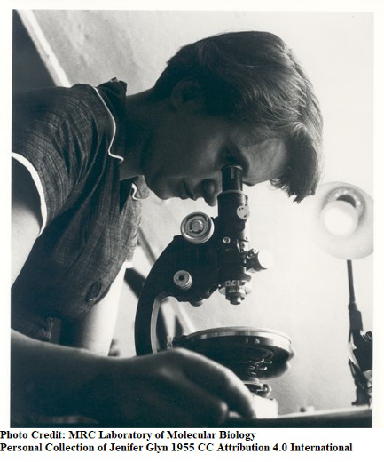 Rosalind Franklin MRC Laboratory of Molecular Biology 4.0